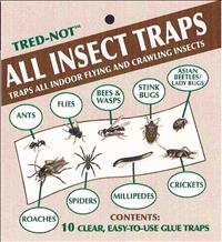 All Insect Traps 10 pk image